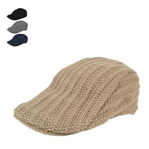 ラコステ秋冬ニットハンチング帽子