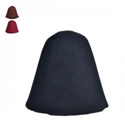 ウールフェルトハットの材料 ウール帽体