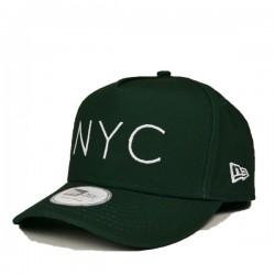 ニューエラ ディーフレーム NYC/ダックキャンバス/D-FRAME NYC
