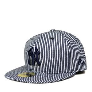 ニューエラキャップ59FIFTY/ヤンキース/ヒッコリー/NEWERA
