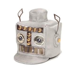 ロボットキャップ・メタル/ROBOT CAP METAL
