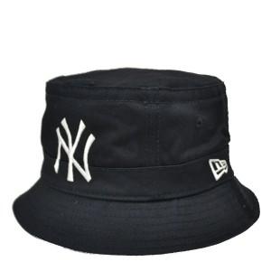 ニューエラ・バケット02ニューヨークヤンキース・チームロゴ/NEW ERA
