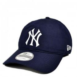 ニューエラ・9トゥエンティー・ニューヨークヤンキース・リネンシャンブレー/NEW ERA