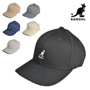 カンゴール・ウール・フィレックスフィット・キャップ/KANGOL