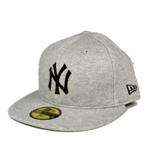 ニューエラ59FIFTY/ヤンキース・スエット/グレー/NEW ERA
