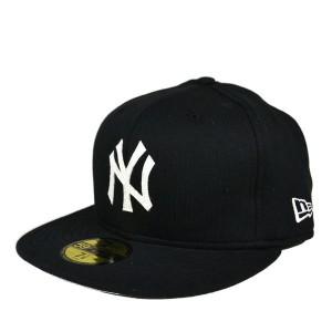 ニューエラ59FIFTY/ヤンキース・スエット/ブラック/NEW ERA