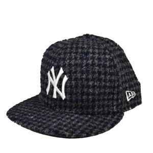 ニューエラ・59フィフティー/ハリスツイード/ニューヨークヤンキース/NEW ERA