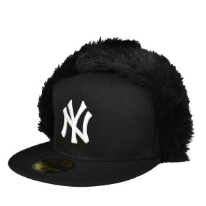 ニューエラ 5950 トラッパーキャップ・ニューヨークヤンキース/NEW ERA