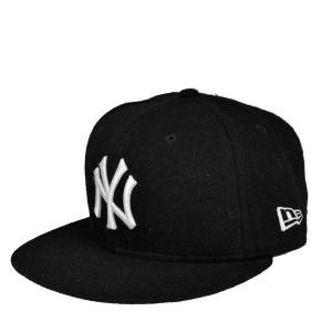ニューエラ 5950 ビンテージフランネルキャップ・ニューヨークヤンキース・ブラック/NEW ERA