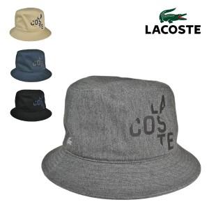 ラコステ・綿ツイル・ダウンハットL6902/LACOSTE