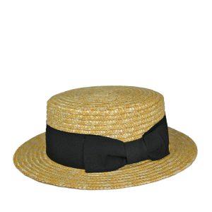 麦わら・カンカン帽