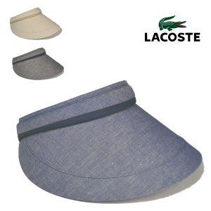 ラコステ・クリップバイザーL6913/LACOSTE