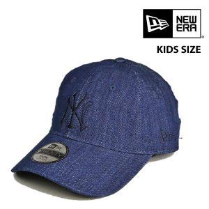 ニューエラ・9TWENTY・キッズ・ニューヨークヤンキース・キャップ