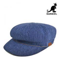 カンゴール・マリンキャップ・インディゴ・エンフィールド/KANGOL