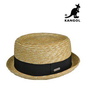 カンゴール・麦ブレード・ポークパイハット/KANGOL