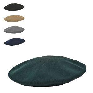 ミリタリーサーモニットベレー帽