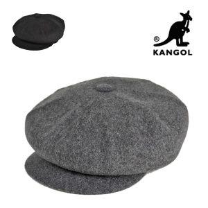 カンゴールキャスケット・ウールスピットファイヤー/KANGOL