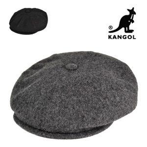 カンゴールキャスケット・ウールホーカー/KANGOL