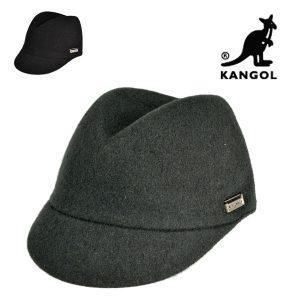 カンゴールキャップ・ウールコレット/KANGOL
