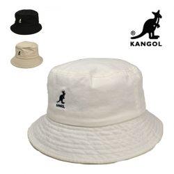 カンゴール・ウォッシュドバケットハット/KANGOL