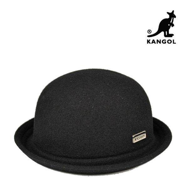 カンゴールボーラーハット・ウールボンビン/KANGOL