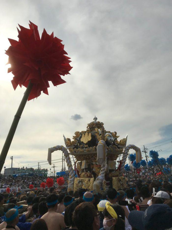 播州姫路の秋祭り(灘のけんか祭り)