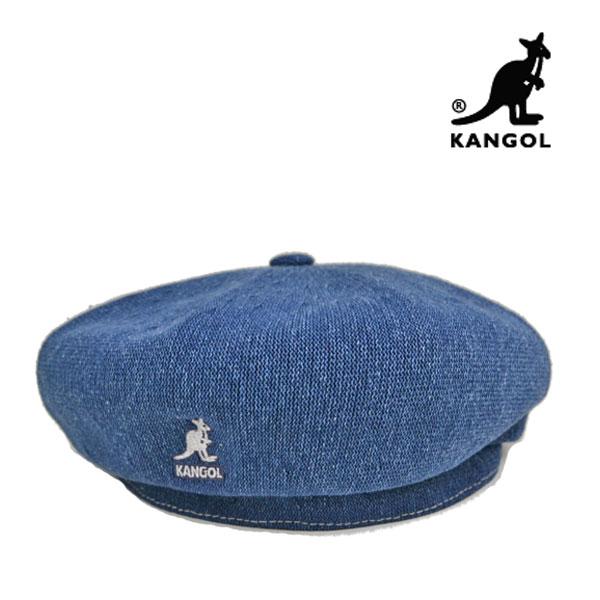 カンゴール・インディゴジャックスベレー/KANGOL